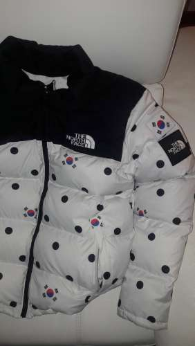 Korea Nuptse North Meetapp South x The Face OxIwXqnAd