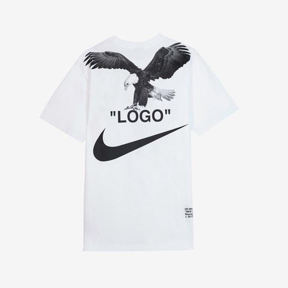 t-shirt nike bianca