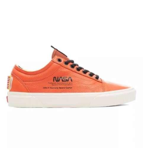 12a364e4584c4a ... Vans x NASA Old Skool  Space Voyager  Firecracker Scarpe Sneakers ...