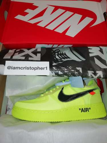 875b53bc9538f WTS NIKE X OFF WHITE AIR FORCE 1 LOW