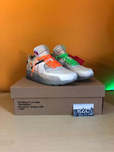 Air Max 90 Off White OG