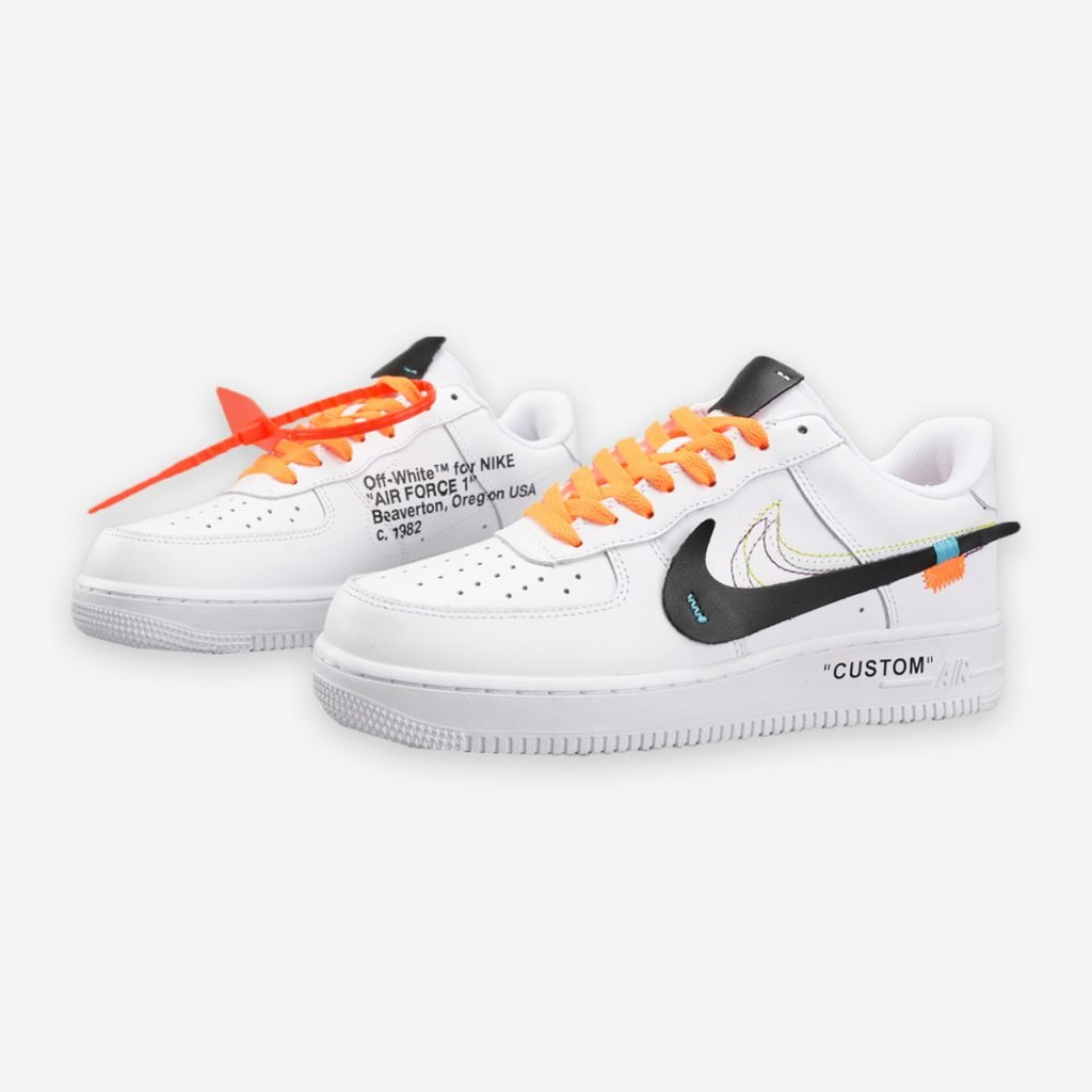 nike x off white scarpe air force 1