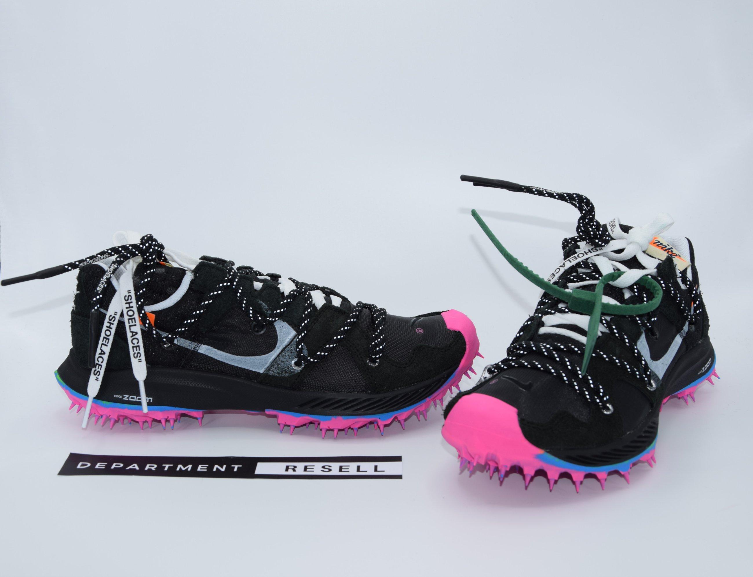 Nike Zoom Terra Kiger 5 Off White Black Meetapp