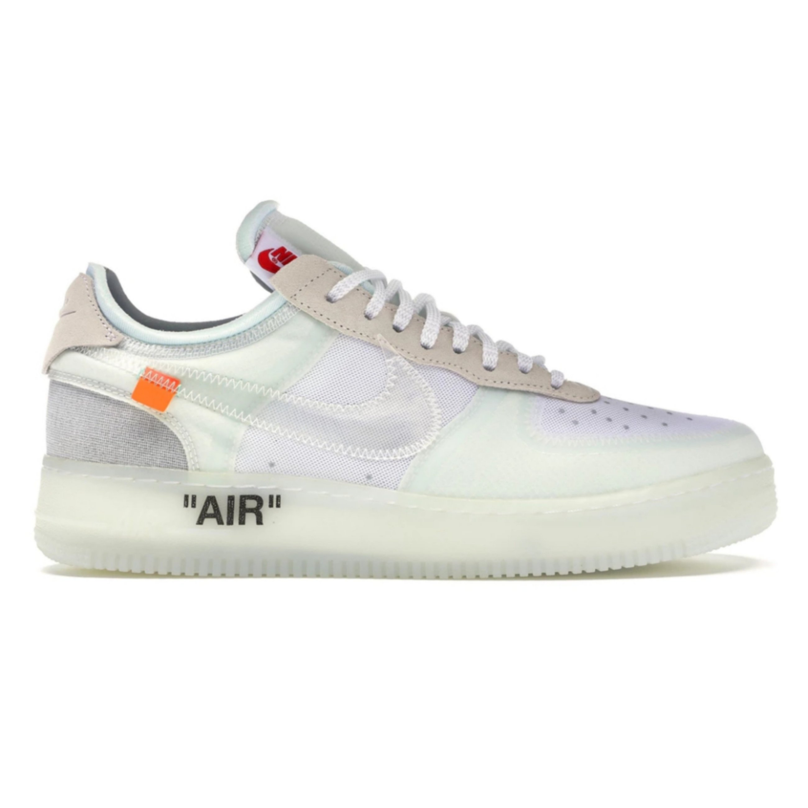 Nike Air Force 1 x Off White OG Meetapp