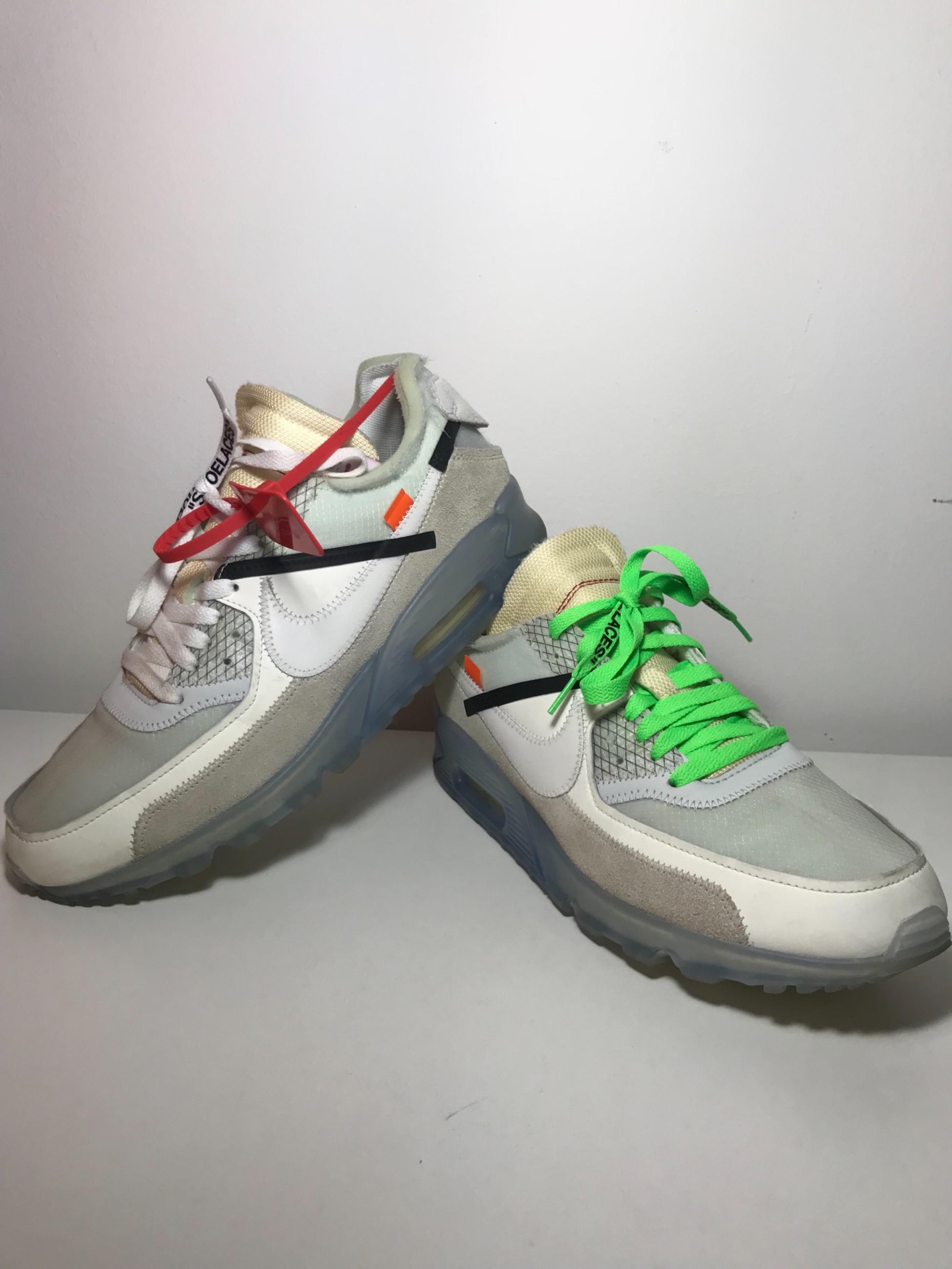 """Nike Air Max 90 x Off White """"The ten"""" Meetapp"""