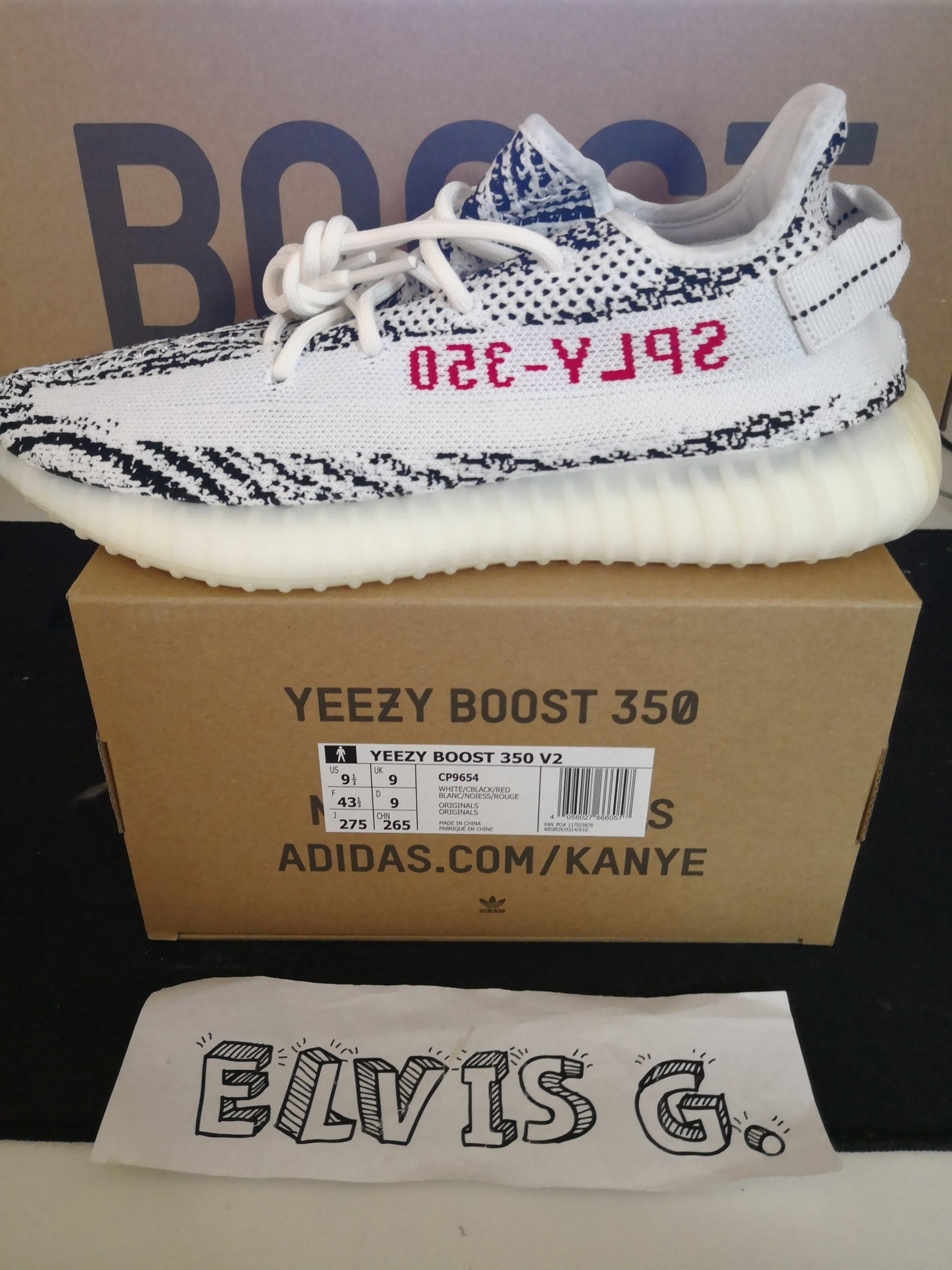 adidas yeezy boost 350 v2 43
