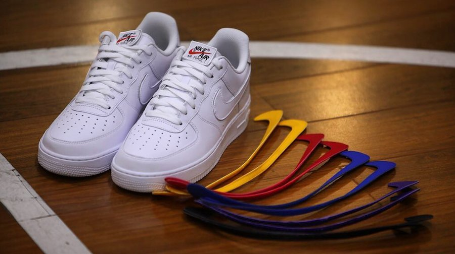 swoosh per nike air force 1
