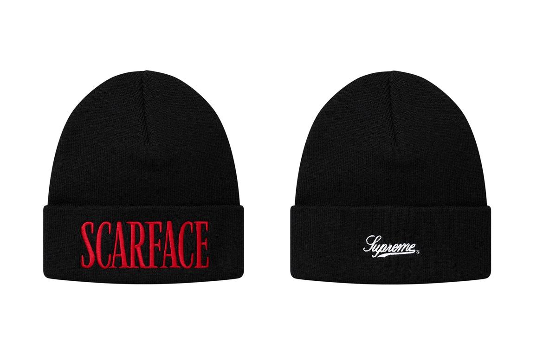 e1d1d3b4373 Supreme Scarface Beanie black - Meetapp