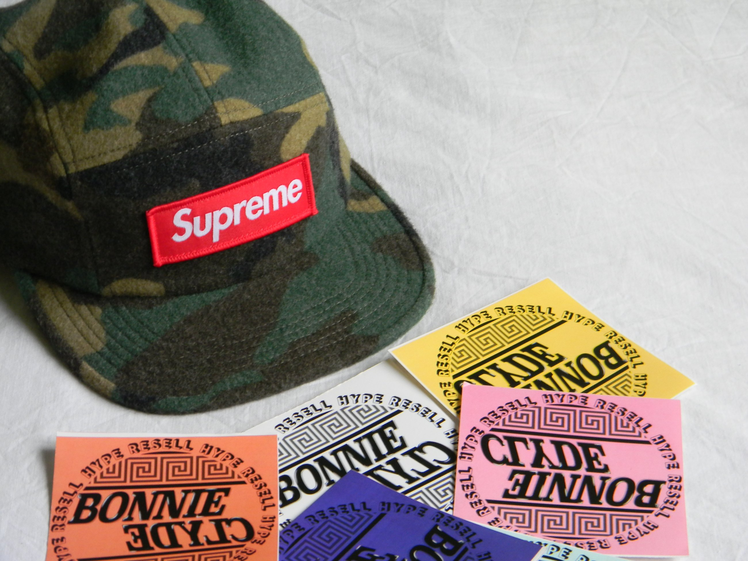 6b8c82aff04 SUPREME Camo Wool Camp Cap Green - Meetapp