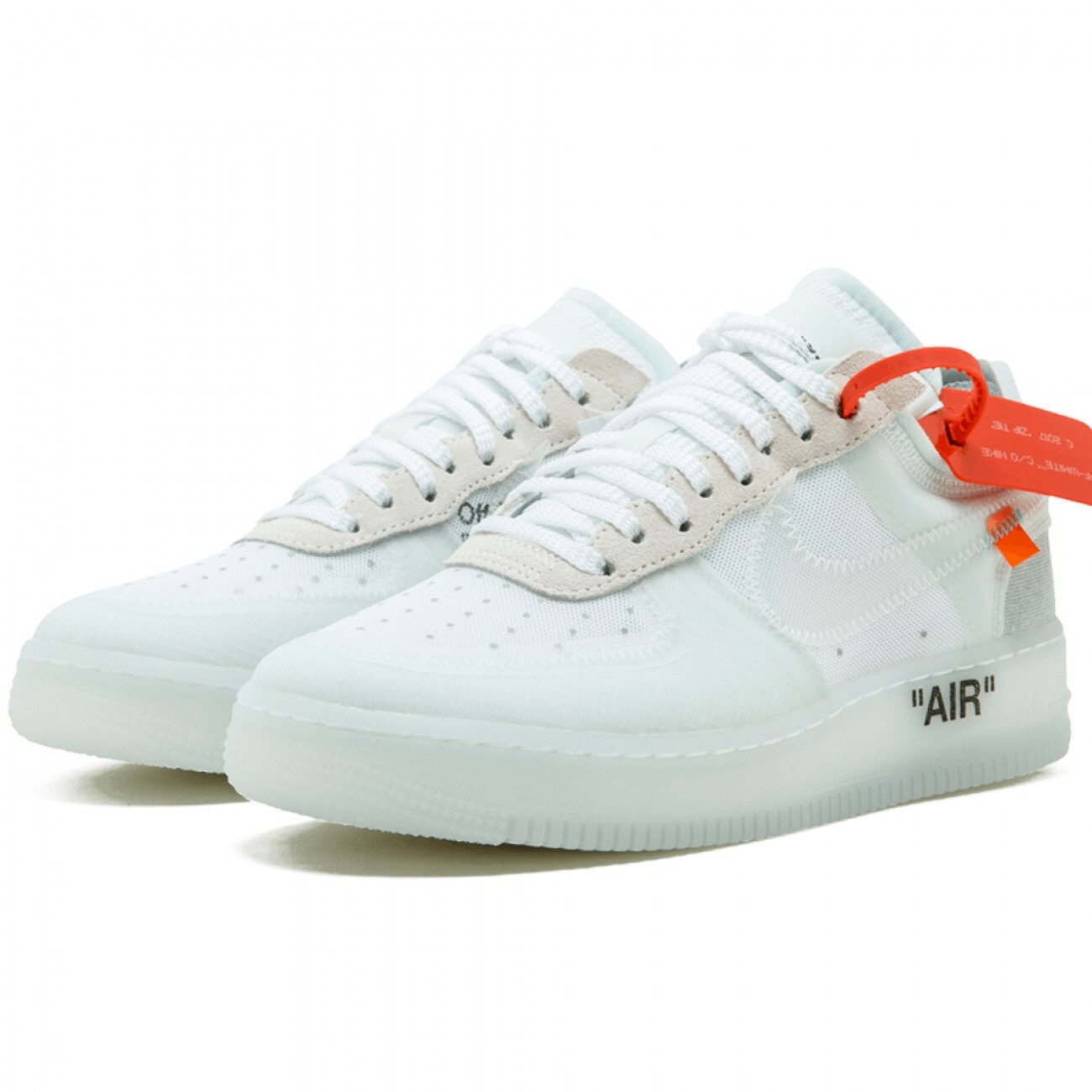 brand new e5d79 177d4 Air force 1 Nike x off white ...