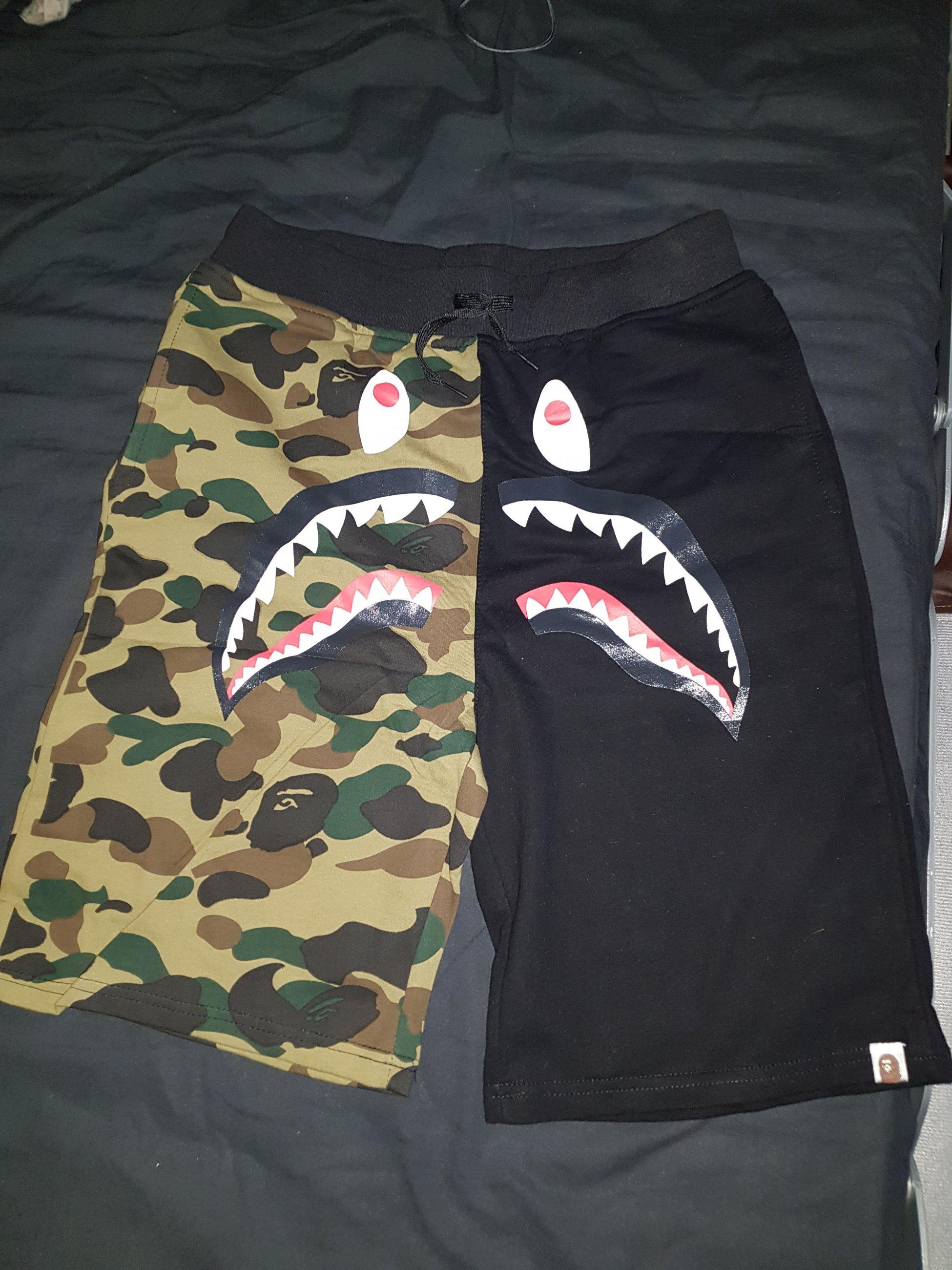 prezzo più basso deb3a f2ae6 Pantaloni Bape - Meetapp
